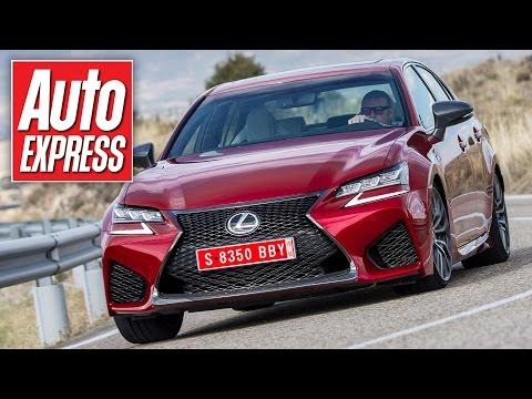 New Lexus GS F review