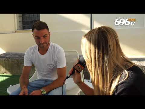 intervista a Fabio Lucioni dal ritiro di Cascia - 20 luglio 2018