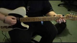 """""""Up Periscope"""" - Guitar Cover"""