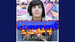 Sugar Rush (In the Style of Dreamstreet) (Karaoke Version)