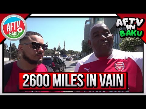 Arsenal 1-4 Chelsea | Final Day Vlog | 2600 Miles In Vain!