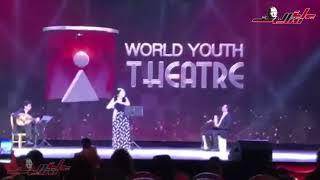 الموسيقي والفن لغة موحدة لشباب العالم على أرض السلام والحضارة