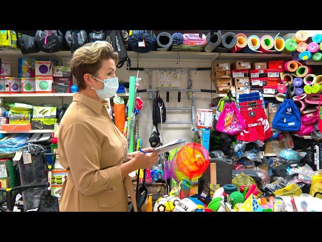 Малому бизнесу не хватает на маски и антисептик