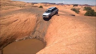 Range Rover on Hell
