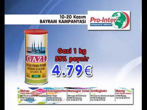 Pro-Inter Markt TV Reklam