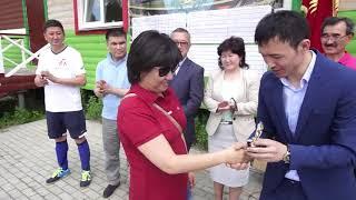 Спартакиада медиков по футболу 29-06-18