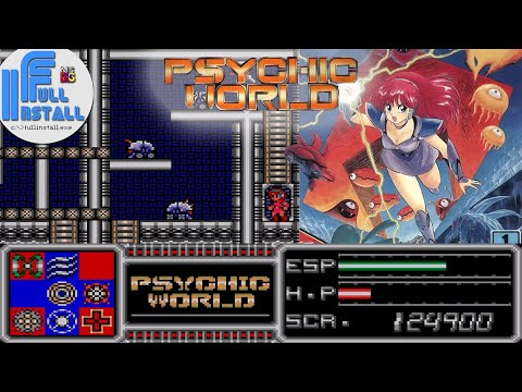 Psychic World Review