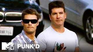 Ashton Kutcher vs. Simon Cowell, The Game & Raven Symone   Punk'd