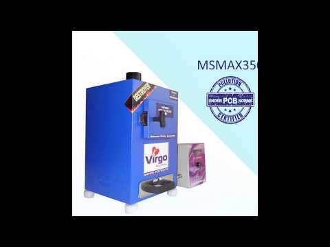 Automatic Sanitary Napkin Destroyer Machine For College MSMAX350