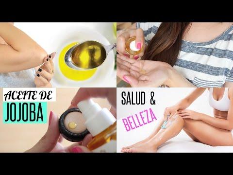 ACEITE DE JOJOBA USOS Y BENEFICIOS (PIEL, CABELLO Y MAQUILLAJE) | MARIEBELLE