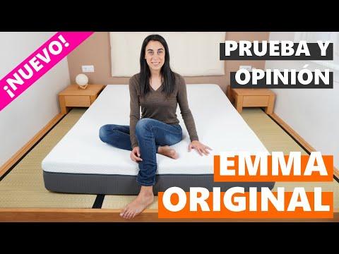 Colchón Emma Original 2021: unboxing, prueba y opinión