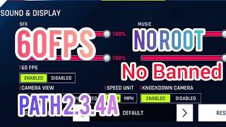 Asphalt 9 Unlock 60FPS   NoRoot   NoBanned