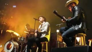 The Fray - Heaven Forbid - Toronto 11.20.16 (acoustic)