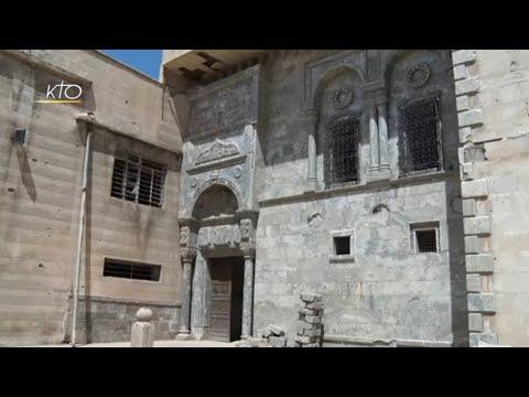 L'église Mar Touma des syriaques-catholiques à Mossoul