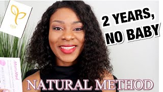 MY NATURAL, EFFECTIVE BIRTH CONTROL METHOD (TMI) | HOW TO PREVENT PREGNANCY NATURALLY