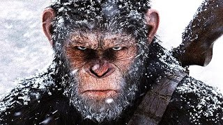 Планета обезьян: Война — Русский трейлер (2017)