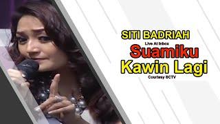 Gambar cover SITI BADRIAH [Suamiku Kawin Lagi] Live At Inbox (28-10-2014) Courtesy SCTV