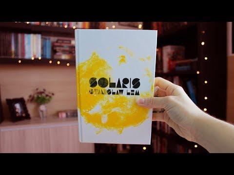 SOLARIS, de Stanislaw Lem (terrorzinho em outro planeta) | BOOK ADDICT