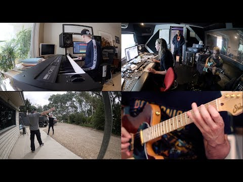 The Making of Ruination online metal music video by VIRGIL DONATI