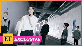 Watch SEVENTEEN Perform an All-New Medley of Their Hit Songs! (Exclusive)