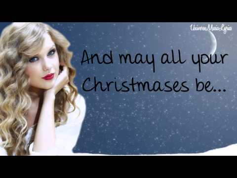 White Christmas- Taylor Swift