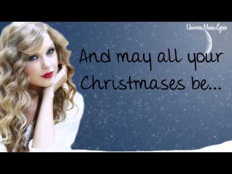 White Christmas- Taylor Swift