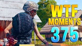 PUBG Daily Funny WTF Moments Highlights Ep 375