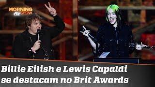 Billie Eilish responde haters no BRIT Awards; veja outros destaques