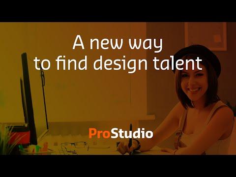 ProStudio Find talent