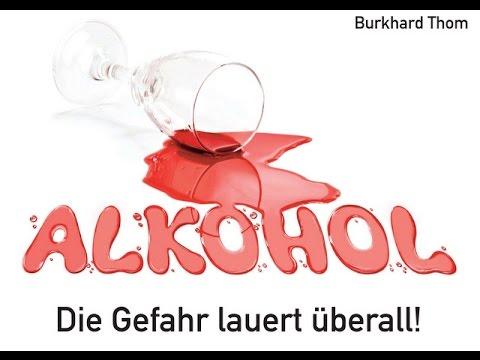 Die Kodierung vom Alkohol in sergijewom possade