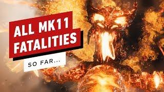 Mortal Kombat 11: All Fatalities and Fatal Blows (Update)