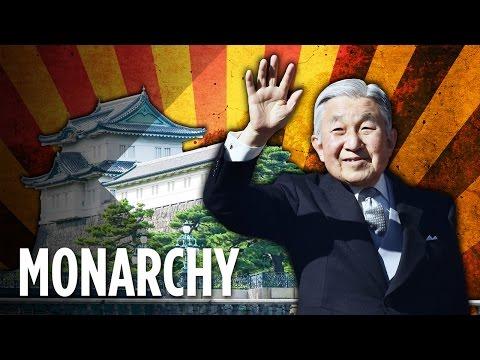Japan's Monarchy Explained