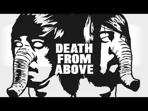 Jesse Keeler of Death from Above: The Sound and The Story