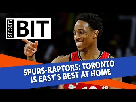 San Antonio Spurs at Toronto Raptors | Sports BIT | NBA Picks