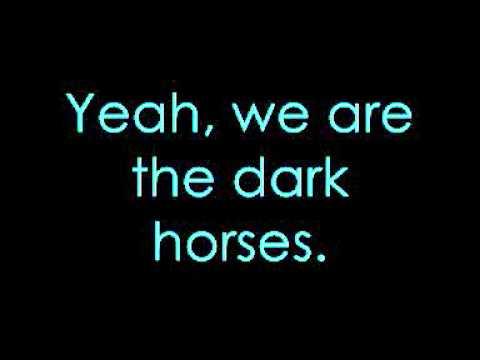 Dark Horses - Switchfoot Lyrics!!
