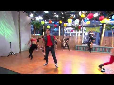 Teen Beach Movie Cast Performance - Good Morning America - Part 2 of 2 (видео)