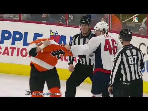 Michael Latta vs Ryan White