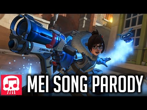 """MEI SONG – """"It's Gonna Be Mei"""" by JT Machinima (Overwatch Song Parody of *NSYNC)"""