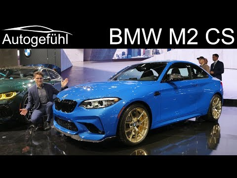 BMW M2 Coupé REVIEW reveal 450 hp 2-Series M2 Coupé - Autogefühl