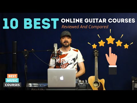 10 Best Online Guitar Courses Reviewed And Compared