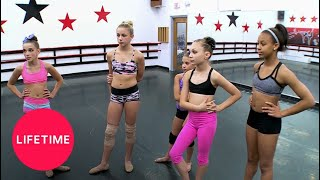 Dance Moms: Abby Flips Out over the Moms' Chart (Season 4 Flashback)   Lifetime