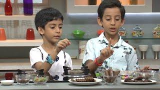 Ruchi Vismayam l EPI - 105 - Chicken Burger and Chocolate milkshake! | Mazhavil Manorama