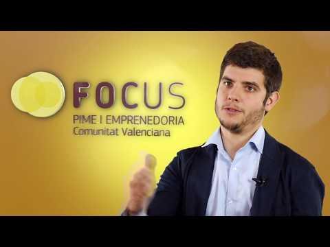 Javier Abanades, responsable de Innovación de Typsa  en Focus Pyme y emprendimiento Baix V[;;;][;;;]