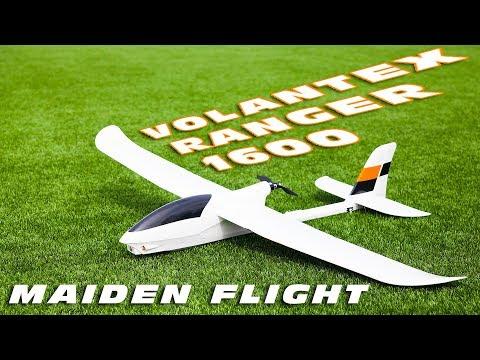 the-volantex-ranger-1600--part-1-maiden-flight-