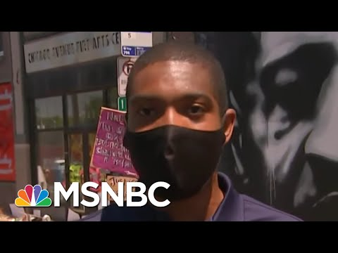Klobuchar: All Officers In Floyd's Killing Will Be Charged | MSNBC