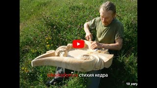 Создание резных элементов для Терема 500 м2  |  Эксклюзивные кедровые дома  |  izkedradom.ru