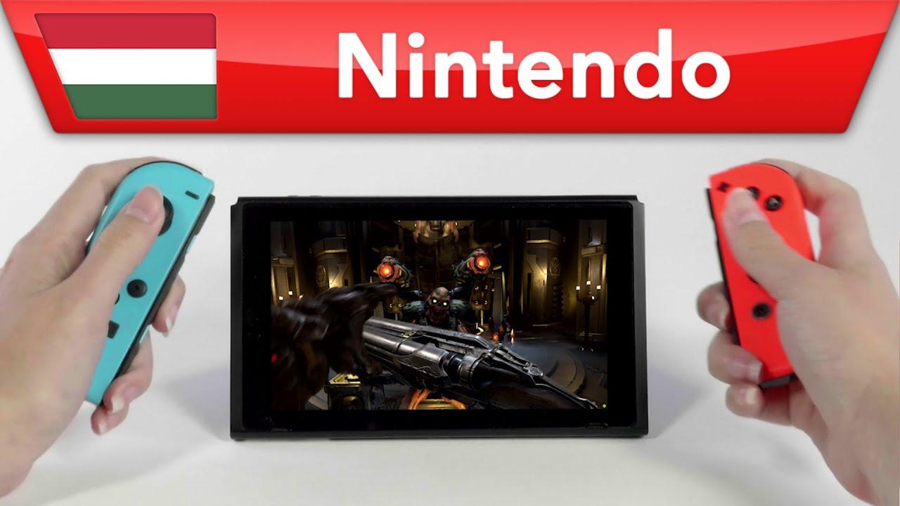 Tépj és szakíts december 8-tól - DOOM Eternal (Nintendo Switch)