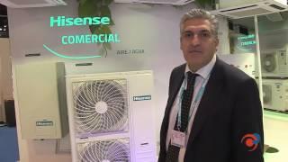 Soluciones En Aire Acondicionado Doméstico Y Comercial De Hisense