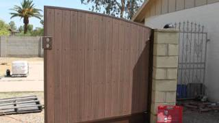 Gate Installation How To Video