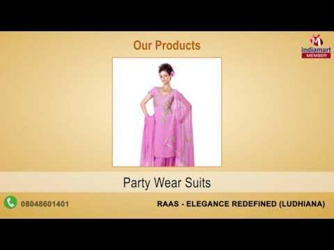 RAAS - Elegance Redefined, Ludhiana - Manufacturer of